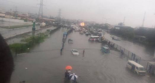 The Lekki-Ajah Corridor Hex - The Present and Future Floods byOgbo Awoke Ogbo