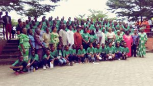 Betty Akeredolu drums support for solar energy, launches summer boot camp to train girls