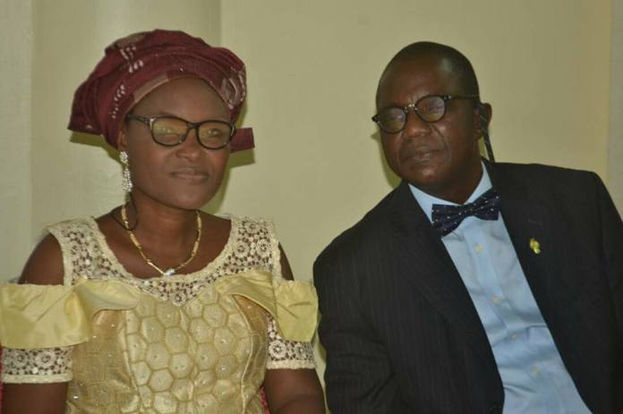 Akingbagbohun receives West African Patriotic Leadership Award: dedicates award to Former President Andrew Patrick