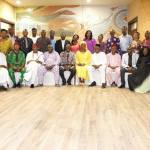 NSE Staff End of the Year party:  Secretariat Closes till January 2018