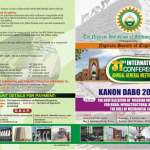 Kanon Dabo 2018: Invitation to participate in NIMechE 2018 Conference