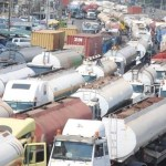 Apapa/Oshodi gridlock: Lagos begins removal of tankers today