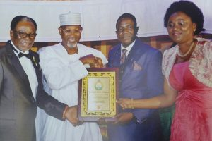Honouring Ademola Olorunfemi:  A Towering figure walking steadily in service of engineering and humanity