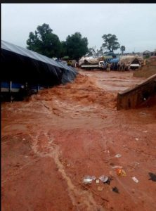 NSE PRESS  RELEASE ON THE STATE OF DILAPIDATED ROADS IN NIGER STATE