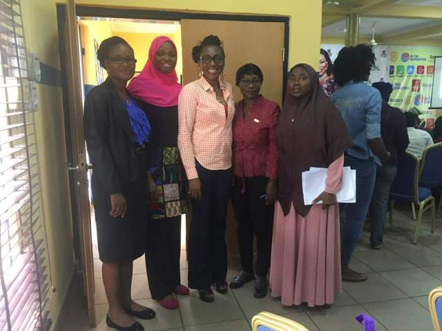 APWEN organises boot-camp to inspire more females in STEM, as its honours Engr Mayen Adetiba