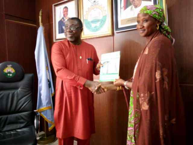 NICE paid Courtesy Visit to NSE President, Decried proliferation of Divisions and sought Supports on Codes and Standards
