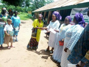 APWEN Marks World literacy Day by Donating Books to Schools, teachers