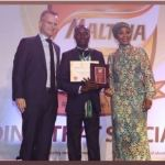 Lagos State Public School Teacher emerge as 1st Runner up for the Maltina Teacher of the year