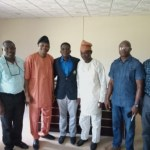 NSE  pays courtesy Visit To Osun State Ministry Of Water Resources and Energy