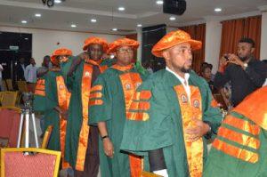 MEET AKANINYENE EKONG'S  THE NEW DEPUTY NATIONAL CHAIRMAN OF NIGERIAN SAFETY ENGINEERS