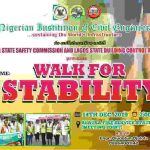"Recreation and professionalism:  Civil Engineers plan ""Walk for Stability"""