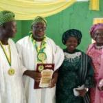 Ex NSE President  Mokuolu honoured by colleagues as Alma Mater Marks  93 year Anniversary