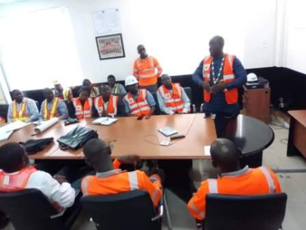NIMechE Pays Courtesy Visit to Lafarge, sets up a committee on technical Collaboration