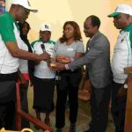 NSE Oluyole visits  the Polytechnic Ibadan to mark World Engineering Day with focus on young engineers empowerment