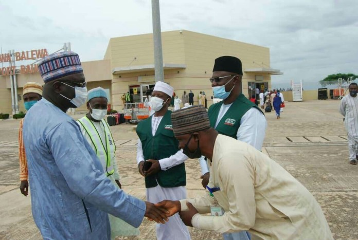 Bauchi Government pledged to collaborate with COREN on Standards and enforcement; as Council Inspects Zonal Office