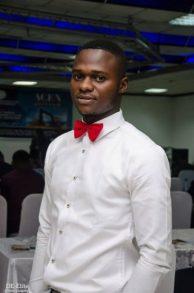 Ewoh Arthur becomes New NIMechE Students' President