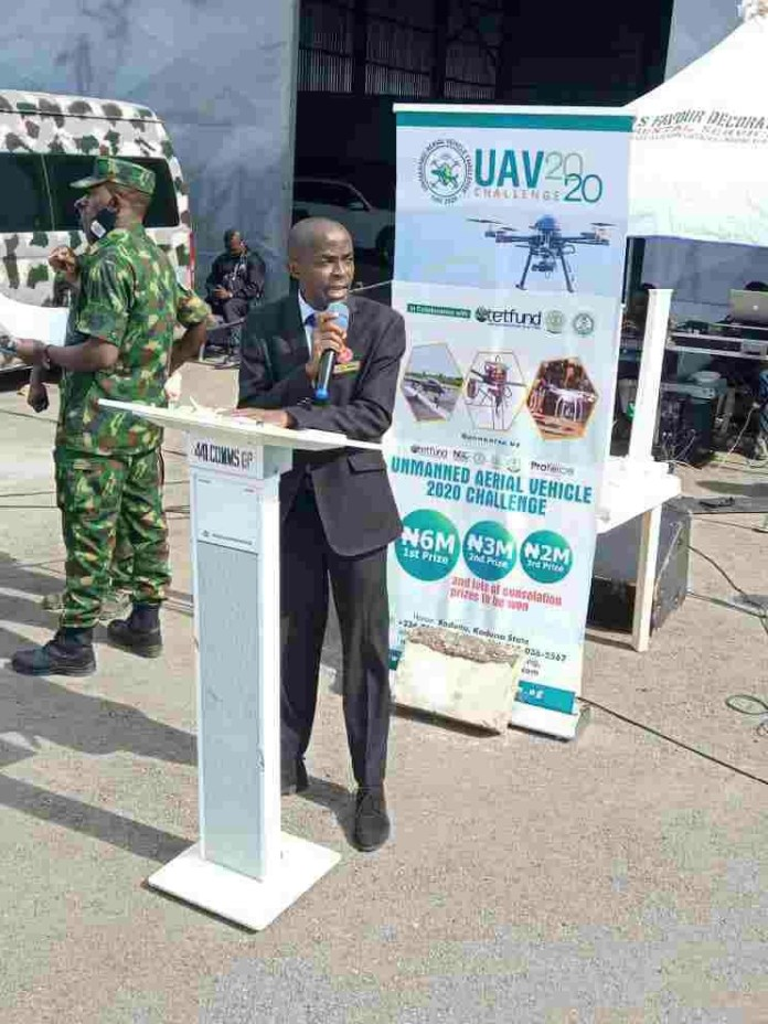 First Unmanned aerial vehicle challenge holds in Kaduna; Winners go home with 6 million Cash Prize