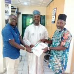Maitama Branch Chairman, Engr Mabogaje Donates Procurement Manuals to Varsities