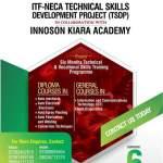 Industrial Training Fund (ITF) – NECA / Innoson Kiara Academy Technical and Vocational Skills Training Programme 2021