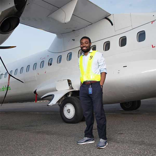 Meet Babawande Afolabi, The Young Nigerian Behind New Airline, Green Africa Airline