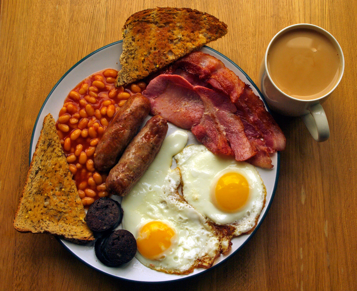 Britain foods to try when visiting