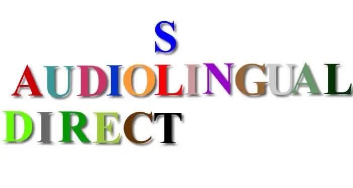THE SLT, DM, AND AUDIOLINGUAL METHODS