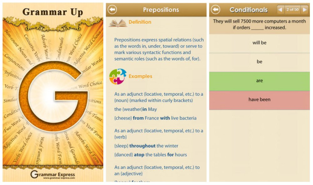 medium resolution of 9 English Grammar Apps for iPhone and iPad for You and Your Kids