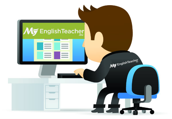 online English class and course