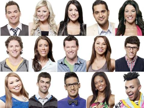 The Canadian Houseguests