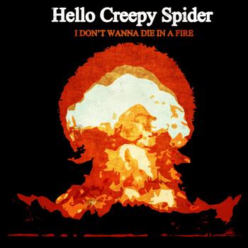 Creepy Spider CD