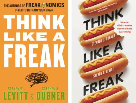 Think Like a Freak Cover