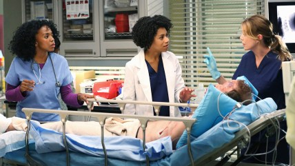 JERRIKA HINTON, KELLY MCCREARY, CHRISTOPHER REDMAN, ELLEN POMPEO