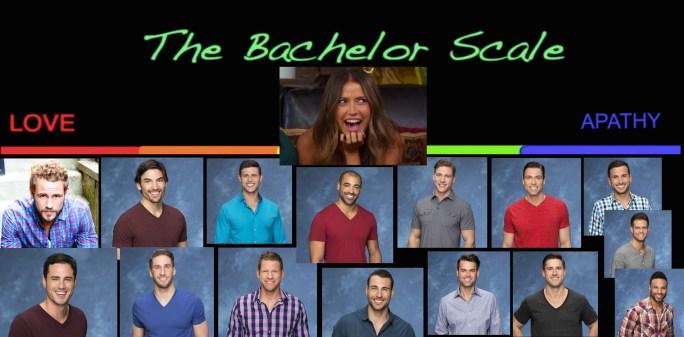 Kaitlyn Bachelor Scale