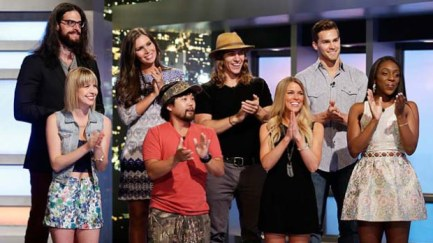 Houseguests Austin Matelson, Audrey Middleton, Jace Agolli, Clay Honeycutt, Meg Maley, James Huling, Shelli Poole and Da'Vonne Rogers before they enter the Big Brother House on, BIG BROTHER, Wednesday, June 24 (8:00 -- 9:00 PM, ET/PT) on the CBS Television Network (L-R, top to bottom).   Photo: Sonja Flemming/CBS ©2015 CBS Broadcasting, Inc. All Rights Reserved