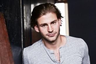 David Grey shirt headshot