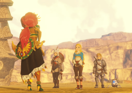 Age-of-Calamity-Link-Zelda-Impa-Urbosa