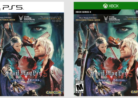 DMC5 Special Edition Physical