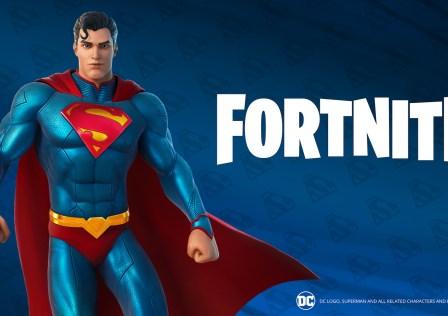 Fortnite – Superman