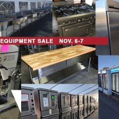 Kitchen Equipment Used Custom Made Cabinets Two Day Restaurant Tent Sale On November 6 7th For Days Only We Are Holding The First Ever Myers Here You Ll Be Able To Get Even Better Deals From Our