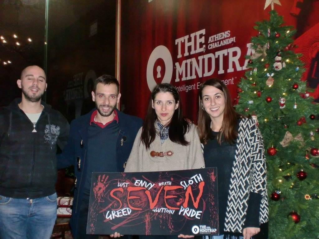 Seven- Mindtrap
