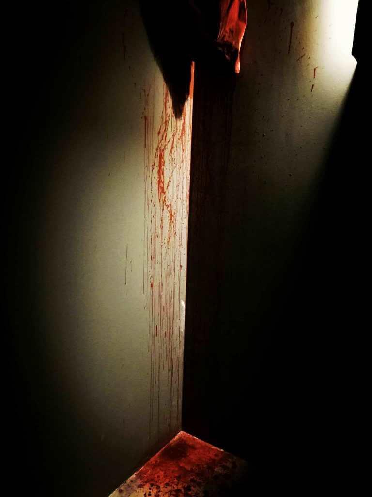 BLOOD EVERYWHERE HOSTEL ESCAPE ROOM