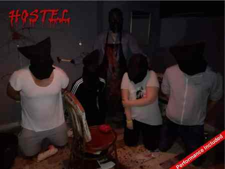 Hostel Live Escape Room