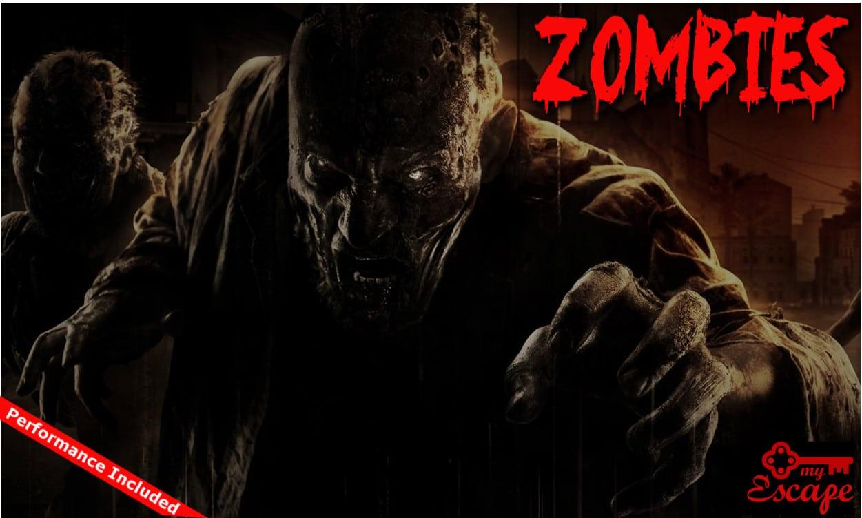 My Escape Rodos-Zombie Escape Room