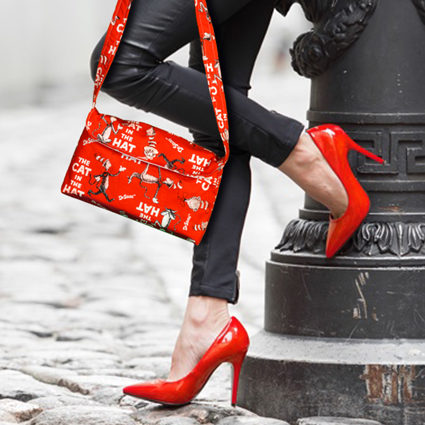 red shoes bag SQUAREcopy