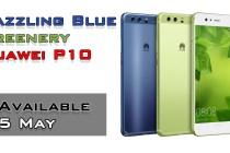Pantone Huawei P10
