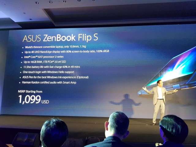 ASUS Announces New ZenBook and VivoBook Series ahead of Computex 2017 16