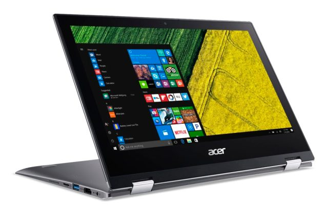 Computex 2017: Acer announces Nitro 5 gaming notebook and Spin 1 convertible 4