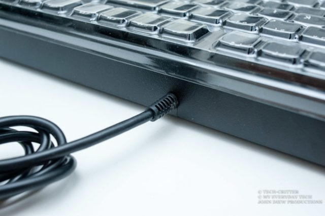 Ducky Zero DK2108 Mechanical Keyboard Review 10