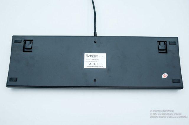 Ducky Zero DK2108 Mechanical Keyboard Review 12