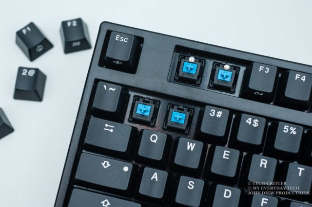 Ducky Zero DK2108 Mechanical Keyboard Review 17